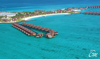 Varu by Atmosphere Maldives Aerial view