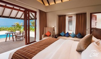 Varu - Atmosphere Maldives Beach Villa With Pool Interior