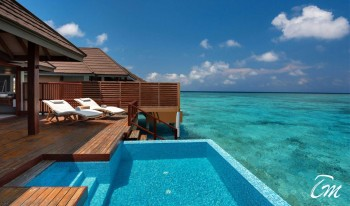 Varu - Atmosphere Maldives Water Villa Interior