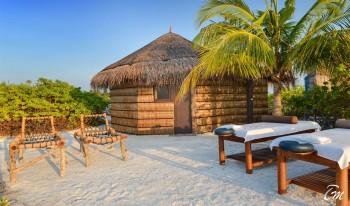 Adaaran Select Hudhuranfushi Maldives Sandbank Spa