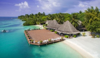 Adaaran Select Hudhuranfushi Maldives Restaurant And Bar
