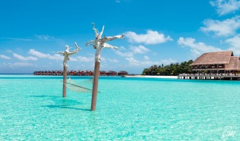 Anantara Dhigu Maldives Resort Hammock