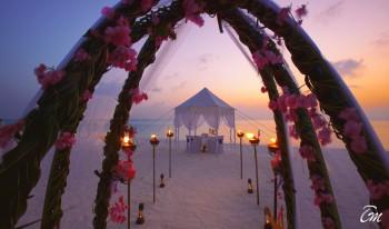 Anantara Dhigu Maldives Resort Wedding