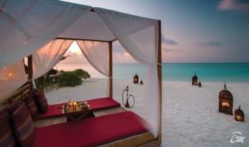 Atmosphere Kanifushi Maldives Beach Front Cabana
