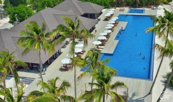 Atmosphere Kanifushi Maldives Main Pool