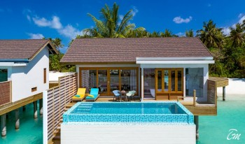 Atmosphere Kanifushi Maldives Water Villa With Pool