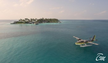 Cheval Blanc Randheli Maldives Private Sea Plane