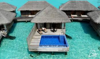 Cocoon Maldives Overwater Villas