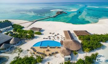 Cocoon Maldives Main Pool
