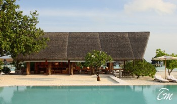 Como Cocoa Island Maldives Infinit Pool