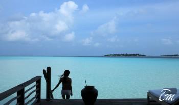 Como Cocoa Island Maldives Loft Villa Terrace