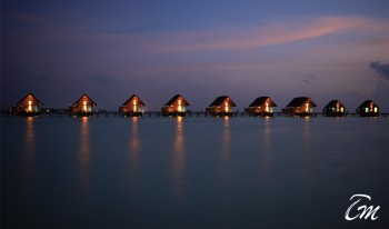 Como Cocoa Island Maldives Over Water Villa Loft Villas