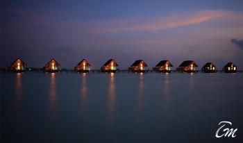 Como Cocoa Island Maldives Over Water Villa Loft Villas