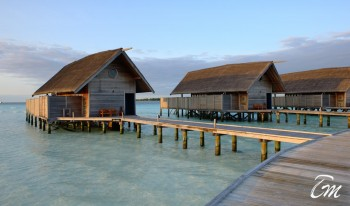 Como Cocoa Island Maldives Over Water Room Loaft Villas