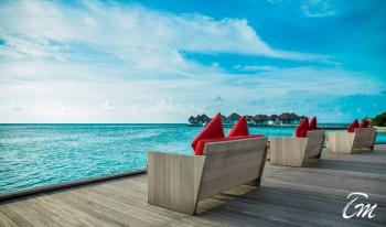 Como Maalifushi Maldives TAI deck