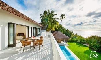 Como Maalifushi Maldives -Como Residence