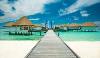 Como Maalifushi Maldives Shambhala Spa Exterior