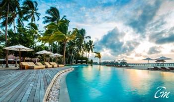 Como Maalifushi Maldives Main Pool
