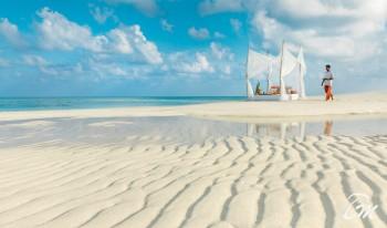 Como Maalifushi Maldives Beach Private Dining