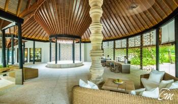 Como Maalifushi Maldives Reception