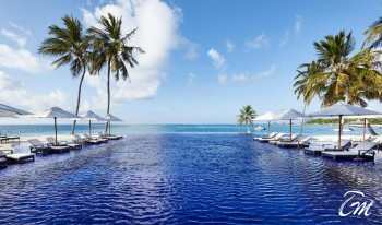Conrad Maldives Rangali Island Main Island Pool