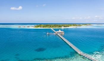 Conrad Maldives Rangali Island Seaplane Jetty