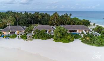 Fairmont Maldives - Sirru Fen Fushi - Beach Villas
