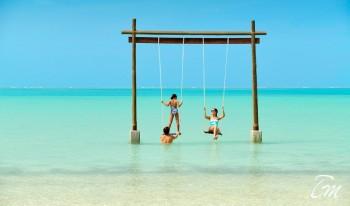Family Time in Fairmont Maldives - Sirru Fen Fushi