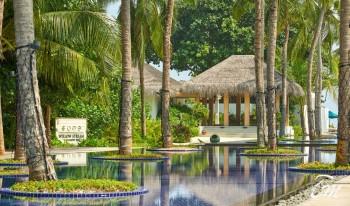 Willow stream Spa - Fairmont Maldives - Sirru Fen Fushi