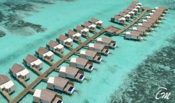 Hard Rock Hotel Maldives - Over Water Villas