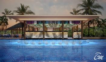 Hard Rock Hotel Maldives  Pool bar