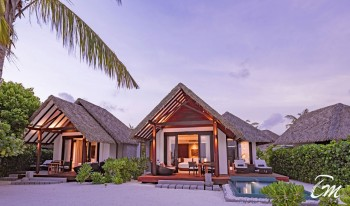 Heritance Aarah Resort Maldives Villas
