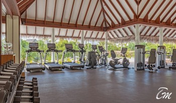 Heritance Aarah Resort Maldives Fitness Centre