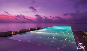 Heritance Aarah Resort Maldives Inifinity Pool