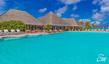 Heritance Aarah Resort Maldives Main Pool