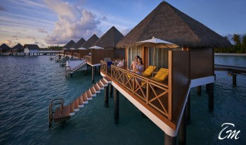 Mercure Maldives Kooddoo Sunset Villa Exterior