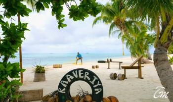 Pullman Maldives maamutaa Beach Decoration