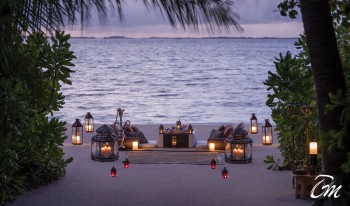 Shangri-Las Villingili Resort and Spa - Arabic Dine by design