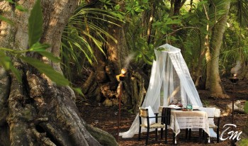 Shangri-Las Villingili Resort and Spa - Dine by Design at the Jungle