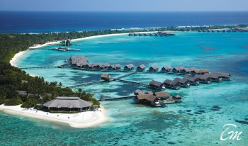 Shangri-Las Villingili Resort and Spa - Maldives Beach View