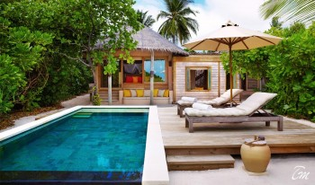 Six Senses Laamu Maldives - Beach Villa