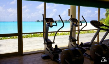 Six Senses Laamu Maldives - Gym