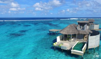Six Senses Laamu Maldives - Water Villa