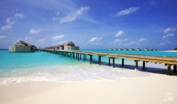 Six Senses Laamu Maldives - Water Villa Jetty