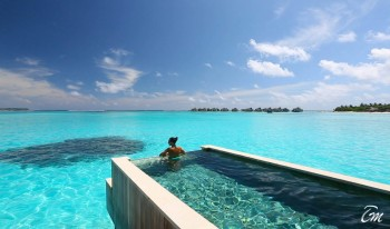 Six Senses Laamu Maldives - Water Villa Pool