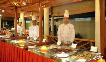 Sun Island Resort and Spa Maldives  Main Restaurant