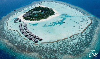 Vakarufalhi Maldives - Aerial View