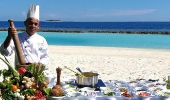 Vakarufalhi Maldives - Cheff