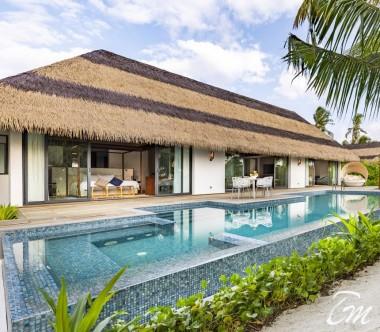 2 Bed Room Beach Pool Villa - Pullman Resort