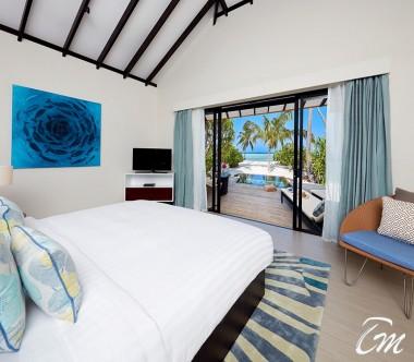 Amari Havodda Maldives Deluxe Beach Villa